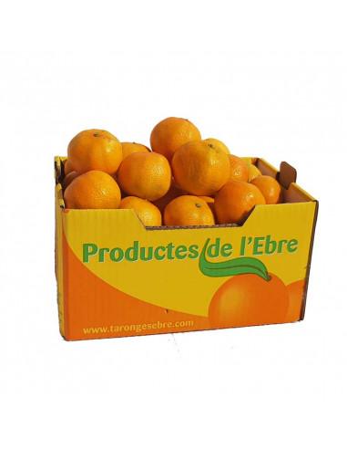 Mandarines 10Kg ecològiques