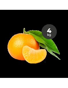 Mandarinas 4Kg ECO