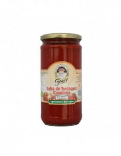Salsa Tomate Casera 700gr ECO